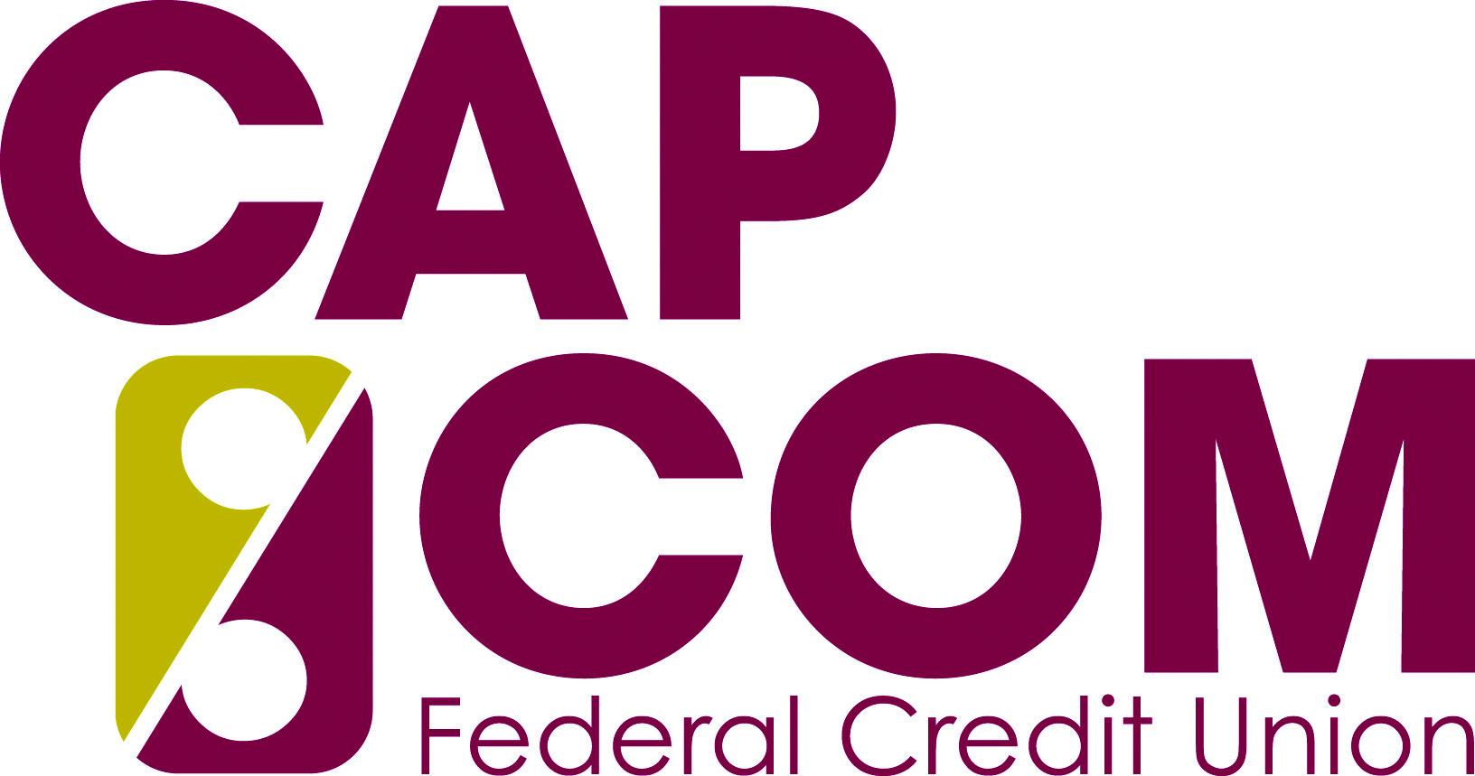 Cap Com F C U Logo